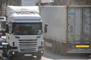 Крупногабаритная проблема на дорогах Приморья