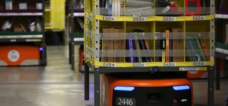 На российские склады придут роботы