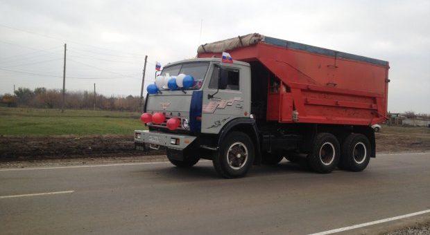 Новую автодорогу открыли в Кумылженском районе Волгоградской области