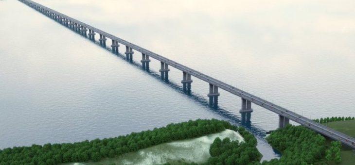 Аркадий Ротенберг построит мост через Волгу за 140 миллиардов рублей. Дороже стоил только Крымский мост