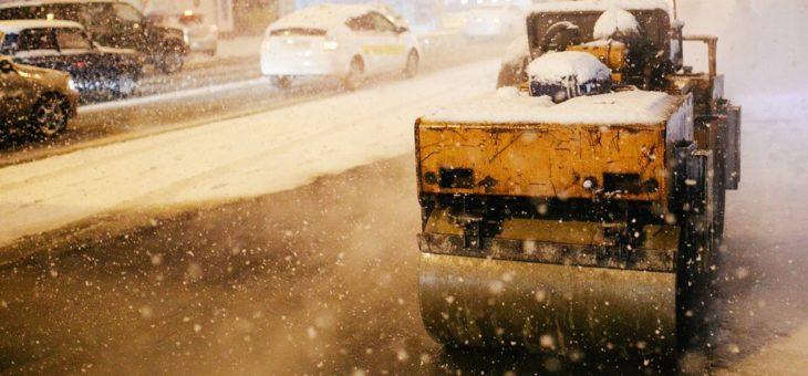 И в снег, и в лужи: в России официально разрешат строить «одноразовые» дороги