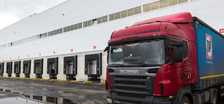 Второй по величине складской комплекс в России построят за 33 миллиарда рублей