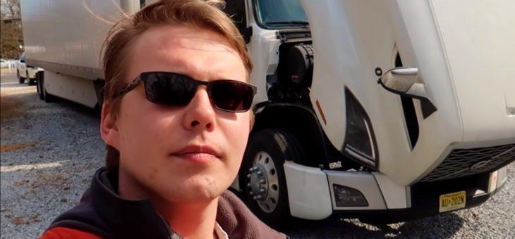 «Кто ездит честно – ничего не зарабатывает»: русский дальнобойщик подвёл итоги первого года работы в США