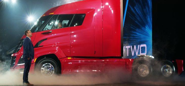 Как мормон-самоучка заработал $1 млрд на водородных грузовиках