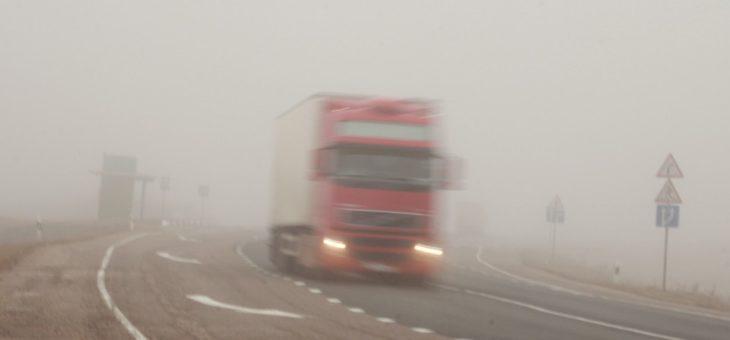 Пыль да туман