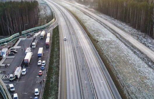 Когда скоростные дороги появятся на всей европейской территории России