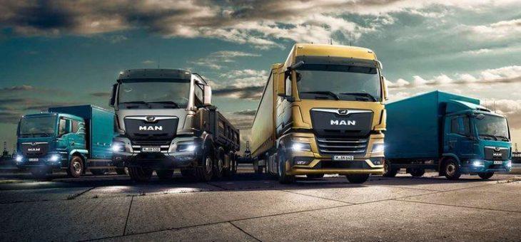 20 лет спустя. Новое поколение грузовых автомобилей от МАN Тruck and Bus