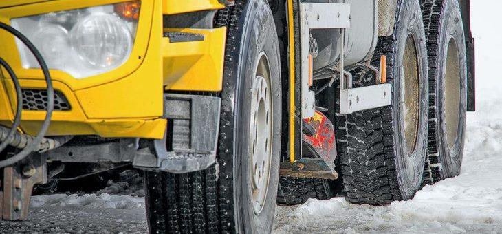 Нужна ли сезонная замена шин на грузовике? Вот что об этом думают финны